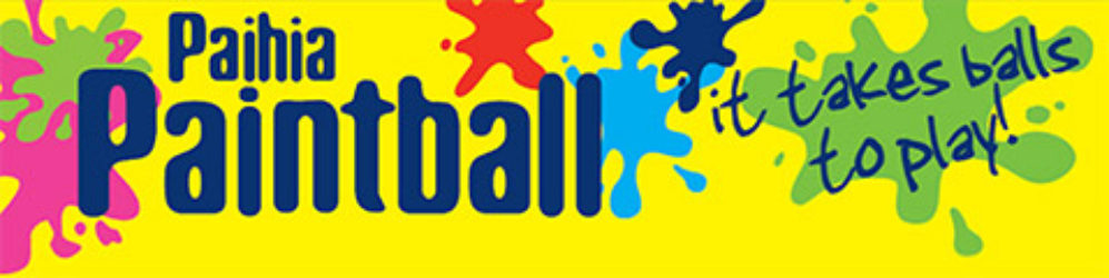Paihia Paintball